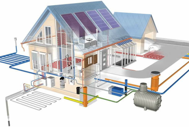 Картинки по запросу Качественный монтаж инженерных систем – залог «здоровья» дома